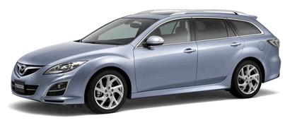 2010 Mazda 6 wagon sport 1