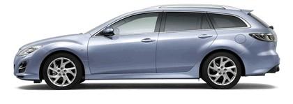 2010 Mazda 6 wagon sport 2