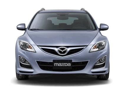 2010 Mazda 6 wagon sport 4