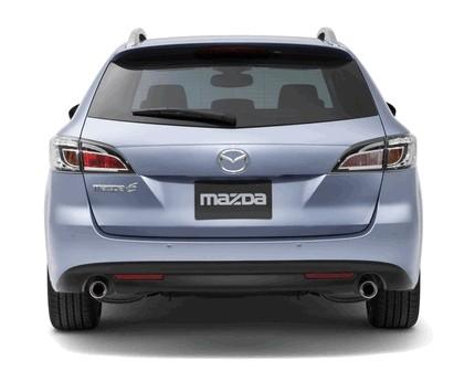 2010 Mazda 6 wagon sport 5