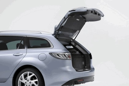 2010 Mazda 6 wagon sport 6