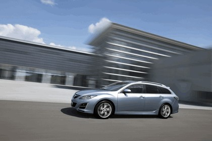 2010 Mazda 6 wagon sport 8