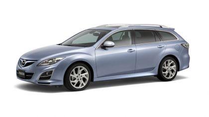 2010 Mazda 6 wagon sport 9