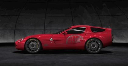 2010 Alfa Romeo TZ3 Zagato - renders 13