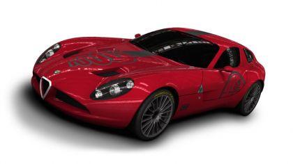 2010 Alfa Romeo TZ3 Zagato - renders 8