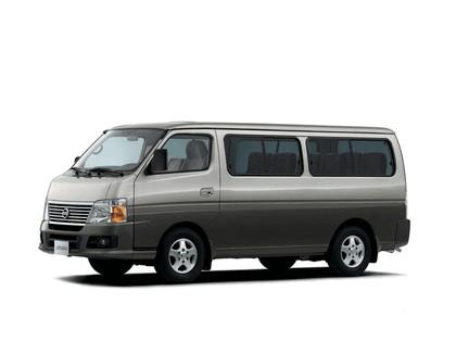 2007 Nissan Urvan Microbus 1