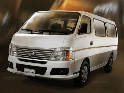 2007 Nissan Urvan Microbus 3