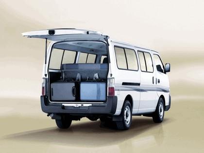 2007 Nissan Urvan Microbus 4