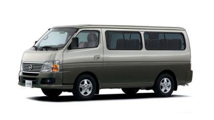2007 Nissan Urvan Microbus 9