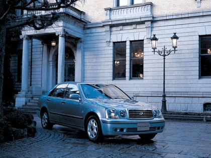 2007 Toyota Progrès 3