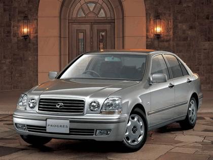 2007 Toyota Progrès 4