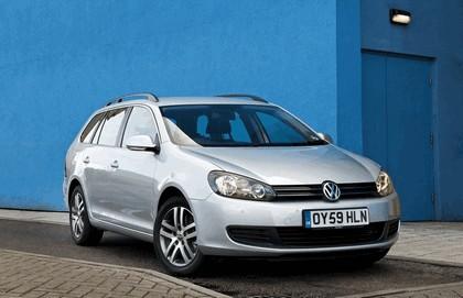 2009 Volkswagen Golf Estate - UK version 2