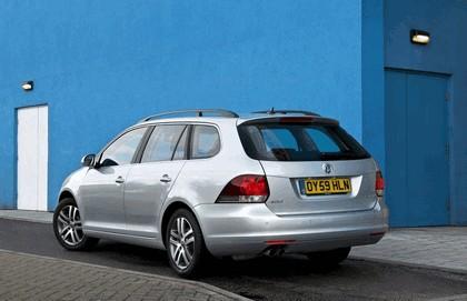 2009 Volkswagen Golf Estate - UK version 3