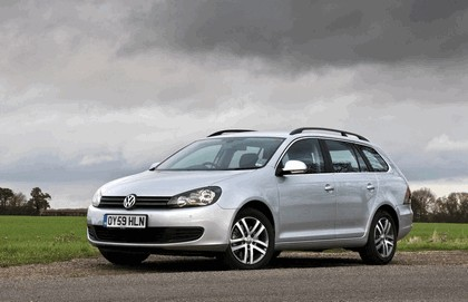 2009 Volkswagen Golf Estate - UK version 5