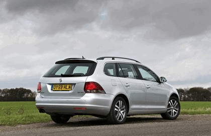 2009 Volkswagen Golf Estate - UK version 6