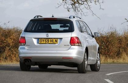 2009 Volkswagen Golf Estate - UK version 9