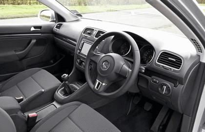 2009 Volkswagen Golf Estate - UK version 11