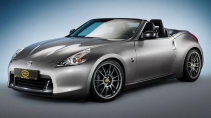 2009 Nissan 370Z roadster N Plus by Cobra Technologies 8