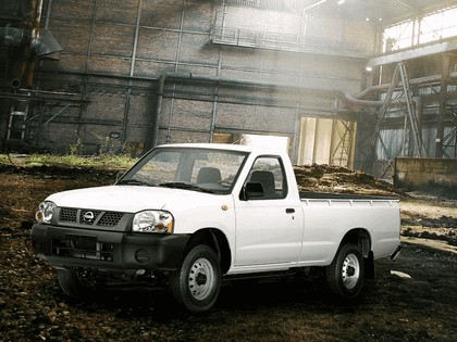2008 Nissan Camiones Single Cab 1