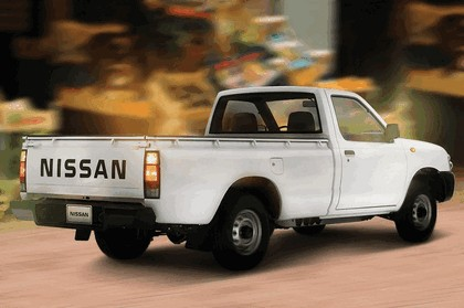 2008 Nissan Camiones Single Cab 2