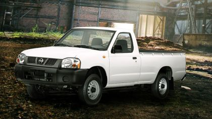 2008 Nissan Camiones Single Cab 8