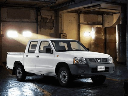 2008 Nissan Camiones DoublevCab 1