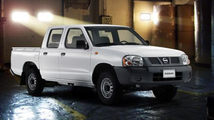 2008 Nissan Camiones DoublevCab 9