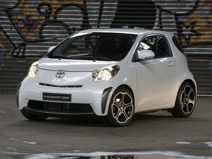 2009 Toyota IQ by Musketier 2