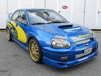 2003 Subaru Impreza by Lester 1