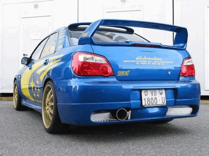 2003 Subaru Impreza by Lester 2