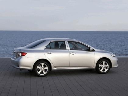 2010 Toyota Corolla sedan 6