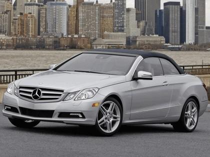 2010 Mercedes-Benz E350 cabriolet ( A207 ) - USA version 5
