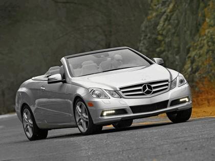 2010 Mercedes-Benz E350 cabriolet ( A207 ) - USA version 7