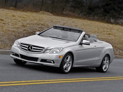 2010 Mercedes-Benz E350 cabriolet ( A207 ) - USA version 8