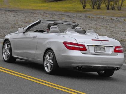 2010 Mercedes-Benz E350 cabriolet ( A207 ) - USA version 9