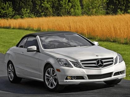 2010 Mercedes-Benz E350 cabriolet ( A207 ) - USA version 10