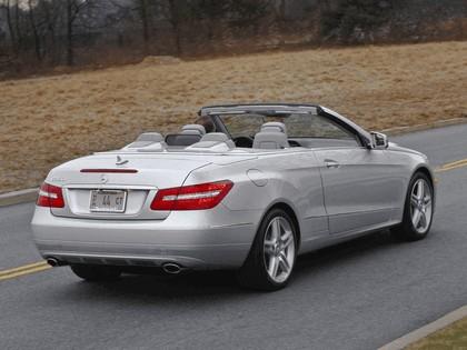 2010 Mercedes-Benz E350 cabriolet ( A207 ) - USA version 11