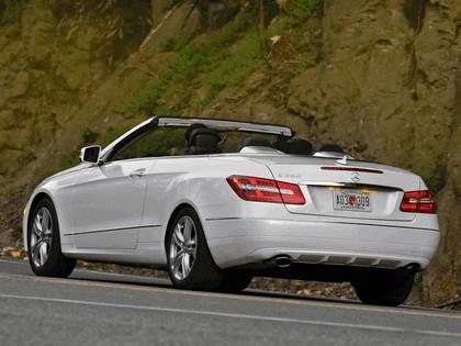 2010 Mercedes-Benz E350 cabriolet ( A207 ) - USA version 13