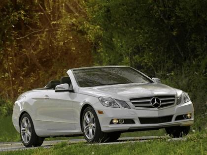 2010 Mercedes-Benz E350 cabriolet ( A207 ) - USA version 14