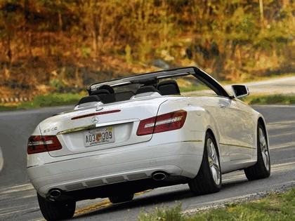2010 Mercedes-Benz E350 cabriolet ( A207 ) - USA version 15