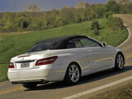 2010 Mercedes-Benz E350 cabriolet ( A207 ) - USA version 17