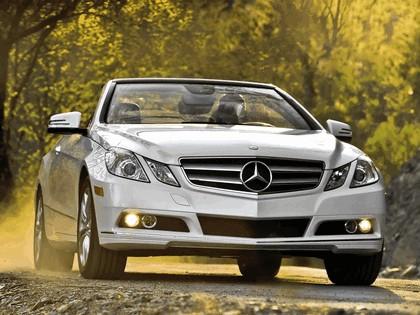 2010 Mercedes-Benz E350 cabriolet ( A207 ) - USA version 20