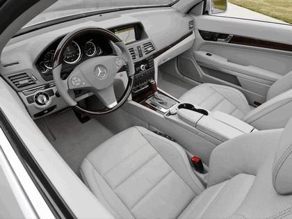 2010 Mercedes-Benz E350 cabriolet ( A207 ) - USA version 21