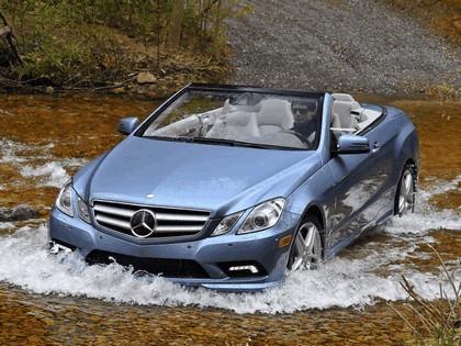 2010 Mercedes-Benz E550 ( A207 ) cabriolet 7