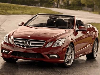 2010 Mercedes-Benz E550 ( A207 ) cabriolet 17