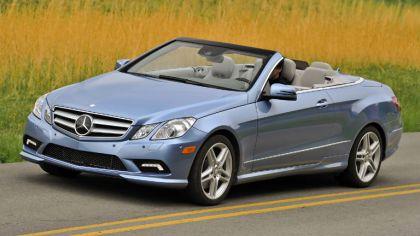 2010 Mercedes-Benz E550 ( A207 ) cabriolet 9