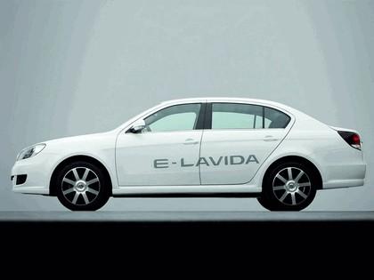 2010 Volkswagen E-Lavida concept 2
