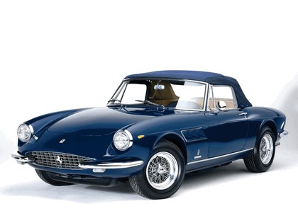 1967 Ferrari 330 GTS 2