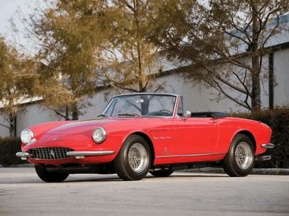 1967 Ferrari 330 GTS 11