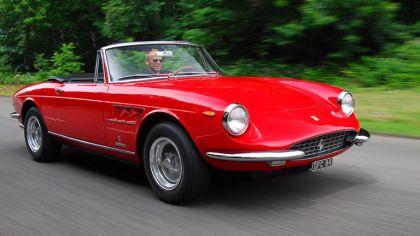 1967 Ferrari 330 GTS 5